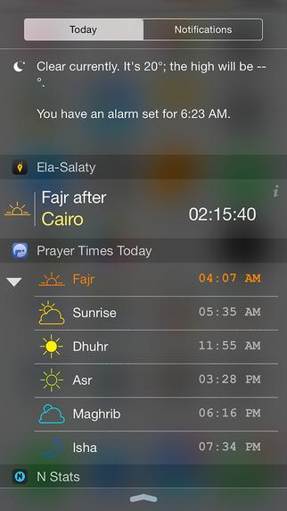 Ela-Salaty: Muslim Prayer Times & Qibla Direction + Widgets & Watch | Ramadan Version Screenshots