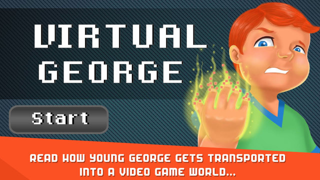 Virtual George: An Interactive Story Book for the Child Gamer in your Family
