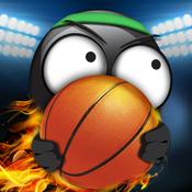 休闲体育竞技 – 火柴人篮球 Stickman Basketball [iOS]