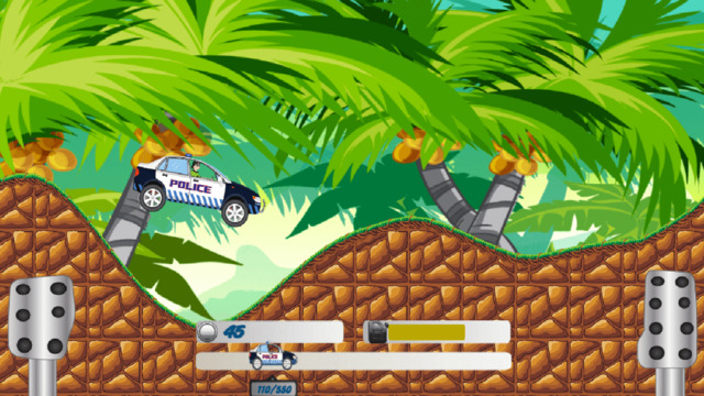 Climb and Drive Game