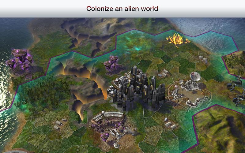 Civilization Beyond Earth Screenshot - 4