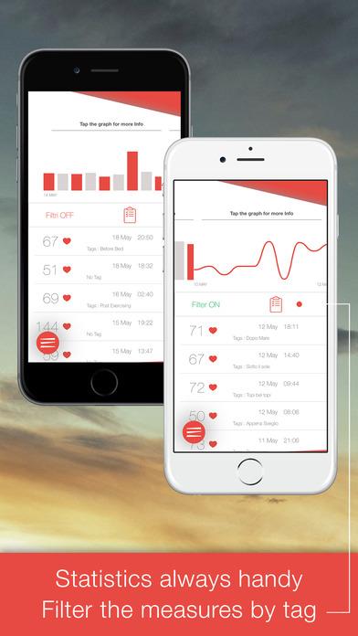 Heart Rate Plus PRO Screenshots