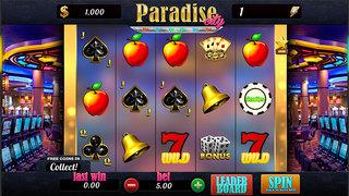 AAA Aaatomic Slots Paradise City FREE Slots Game