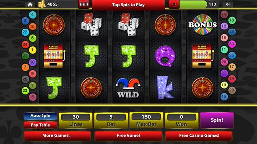 AAAA Classic Vegas Slots With Bonus Rounds