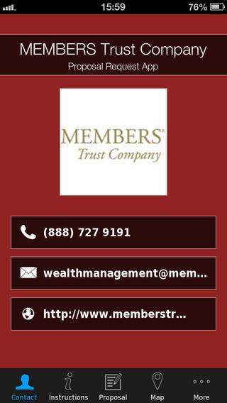 MEMBERS Trust Company