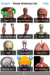 Top 20 Alternative Apps To 3D Head and Neck Anatomy for iPhone & iPad