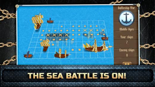Battleship War 3D PRO