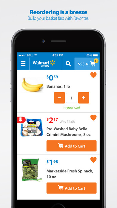 download Walmart Grocery apps 0