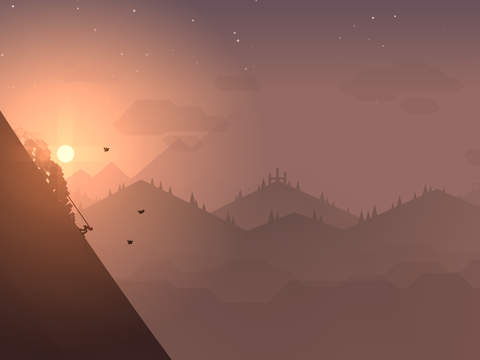 ipad Alto's Adventure Screenshot 1