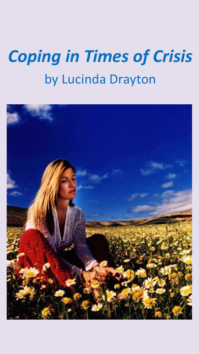 Letting Go, Moving On by Lucinda Drayton iPhone Screenshot 4