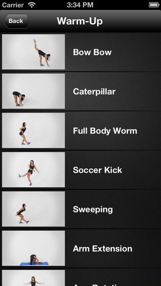 Screenshots For Exercise 200 Bodyweight Fitness Abs Workout Six Pack