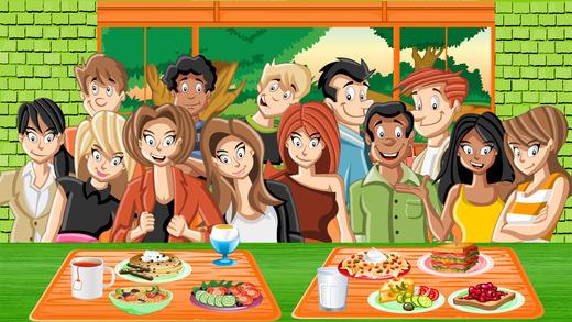 Breakfast Salon Restaurant Game