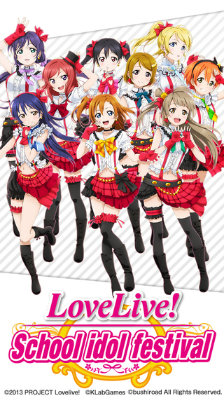 Love Live! School idol festival Screenshots