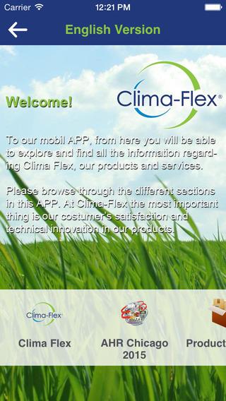 Clima Flex - Control de clima