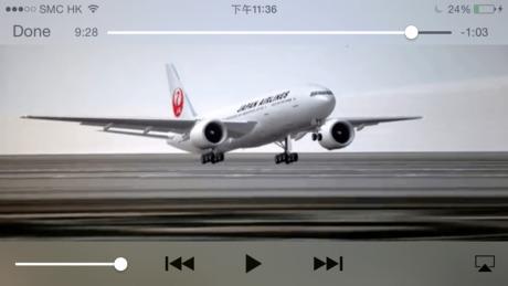 飞机起飞技巧 3. 飞机降落技巧