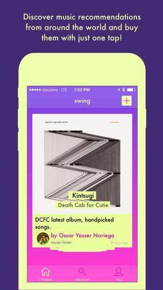 Swing - Music Reviews