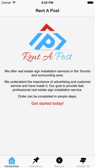 Rent A Post
