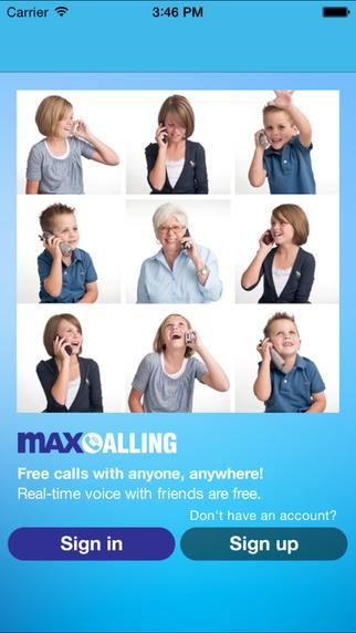 MaxCalling