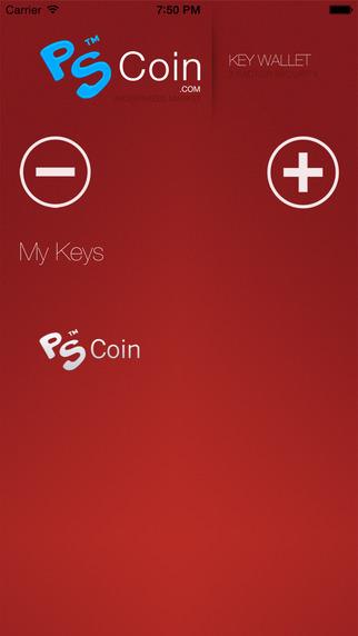 PS Key