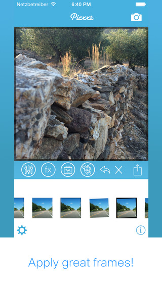 Picxxr - The simple way for professional image processing
