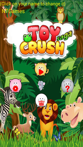 Toy Crush Touch HD