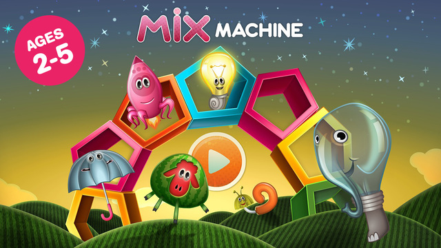 The Mix Machine - Educational Game