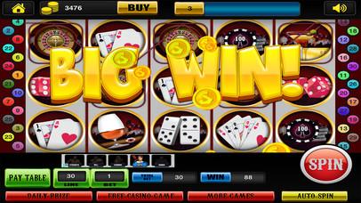Screenshot 2 Удивительный Классические слоты с фруктами партии Ферма в Лас-Вегасе — Хит-Win джекпот Gold Casino монет бесплатно
