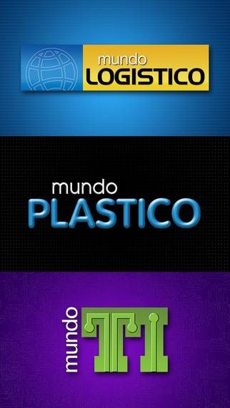 Revista Mundo Plástico Revista Mundo Logístico Revista Mundo TI