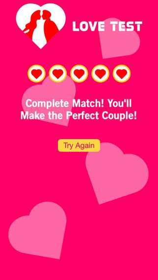 Love Test - Calculate Your Love Score Prank