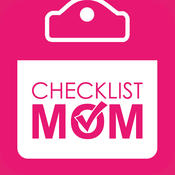 Checklist Mom - Family Calendar, Planner and To Do Check List Templates