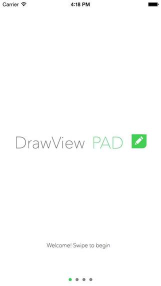 DrawView PAD