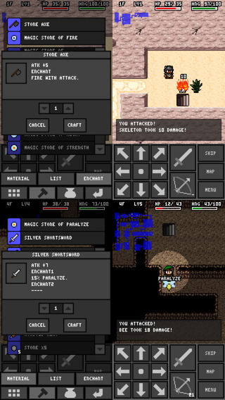 Alchemic Dungeons Screenshots