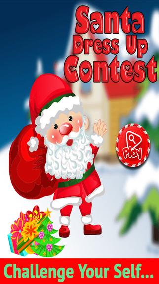 Santa Dress Up Contest