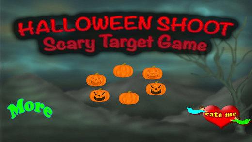 Aim N Shoot Halloween Target Game
