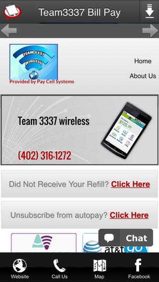 Team3337 Bill Pay