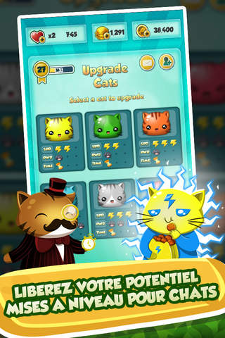 Combi Cats - Cat-Matching Fun for the Whole Family screenshot 2