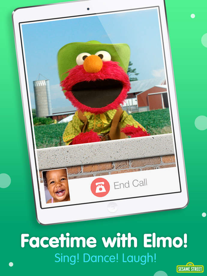 Elmo Calls - iPhone Mobile Analytics and App Store Data