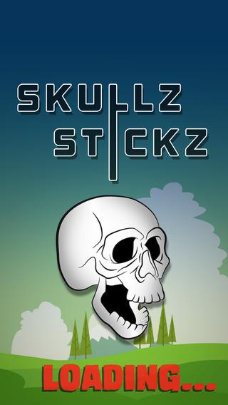 Skullz Stickz
