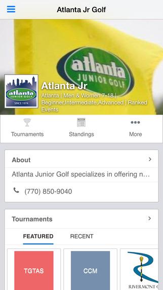 Atlanta Junior Golf Association