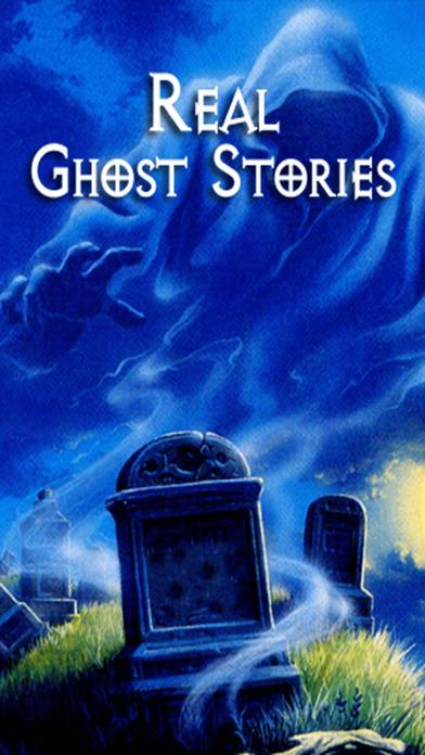 Real Ghost Stories iPhone Screenshot 1