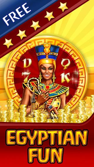 Queen of Egypt - Best Casino Slot Machines