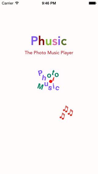 Phusic - The Photo Music Player