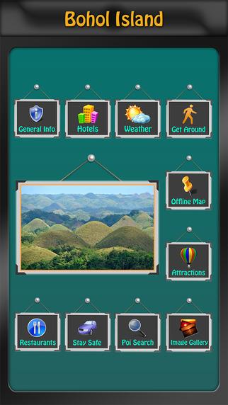 Bohol Island Offline Travel Guide