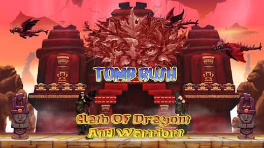 Tomb Rush-The Great game for kids Teenage girls and boys