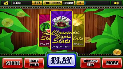 Screenshot 3 Удивительный Классические слоты с фруктами партии Ферма в Лас-Вегасе — Хит-Win джекпот Gold Casino монет бесплатно