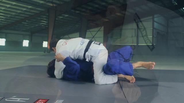 Brazilian Jiu-Jitsu: Half Guard