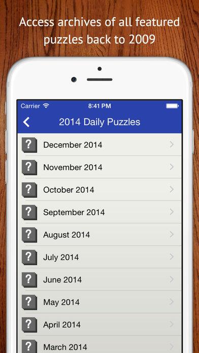 Pixelogic - Picross Enhanced iPhone Screenshot 4