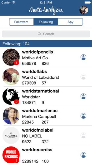 Follow history: Who Unfollowed Me on Instagram