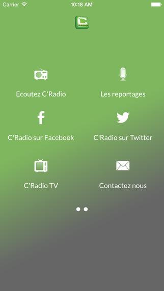 C Radio