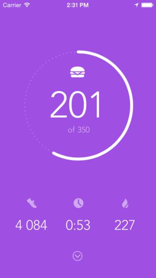 Fjuul – Activity Tracker for Fitness Sport Work Daily Tasks